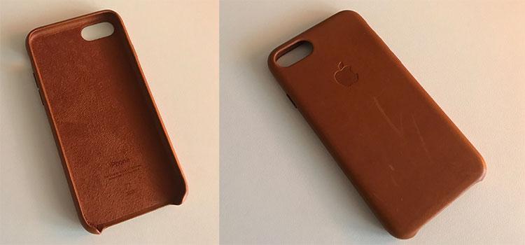 original apple lederhülle iphone 7