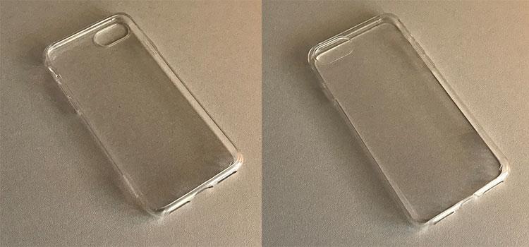 transparente silikon hülle iphone 7