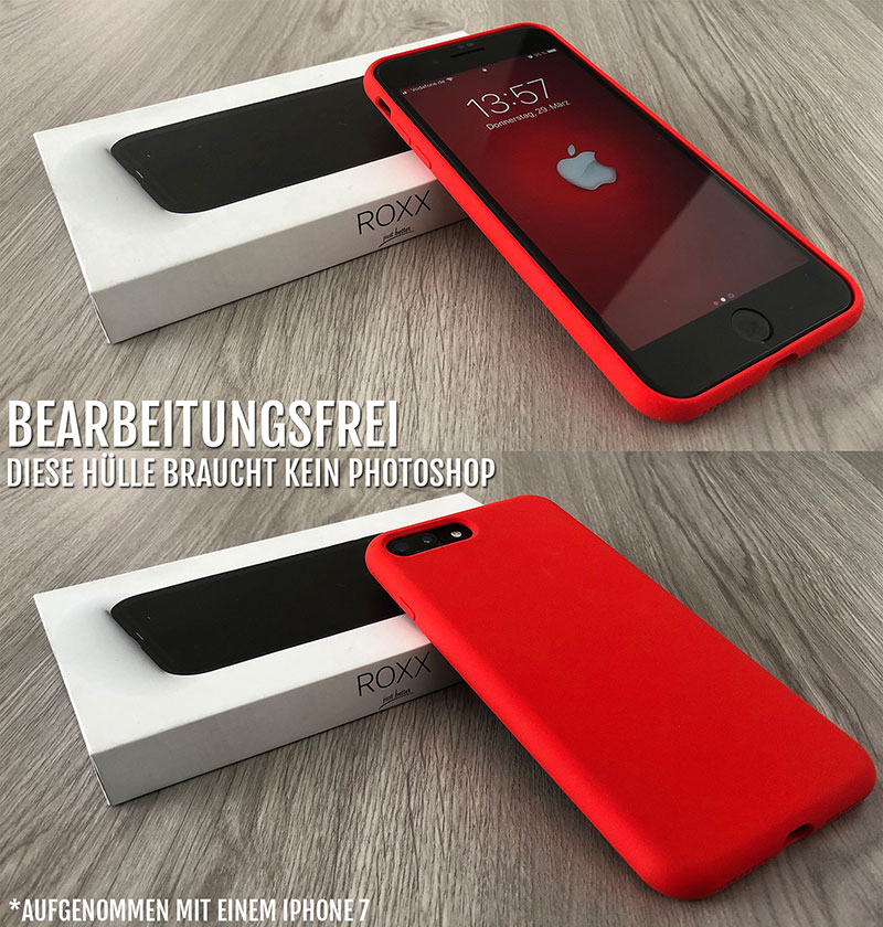 roxx-rot-iphone-7-8-hülle
