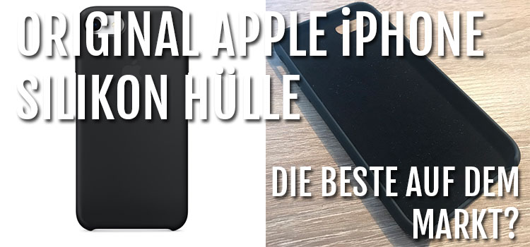 Original Apple iPhone 7/8 & Plus Silikon Hülle im Test