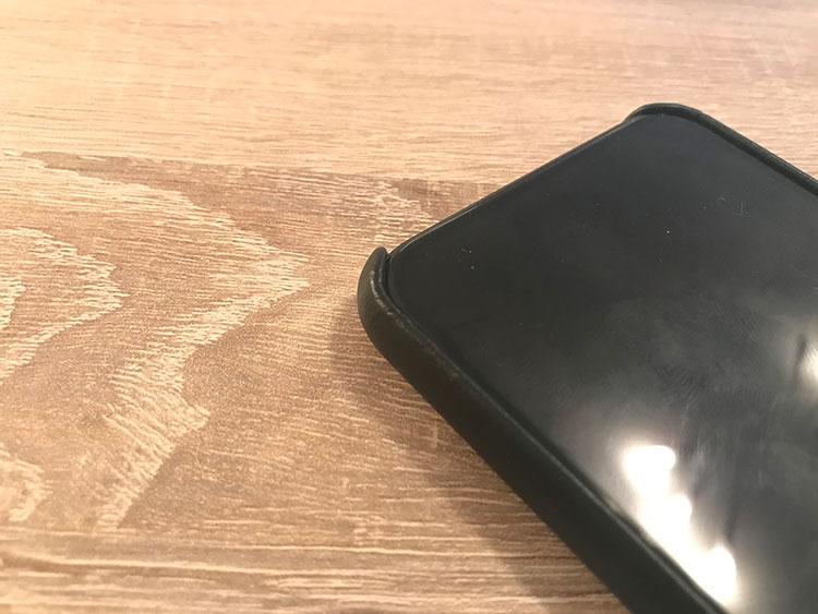 falten-iphone-x-leder-hülle-original-apple