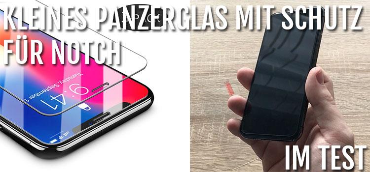 kleines-panzerglas-notch-schutz