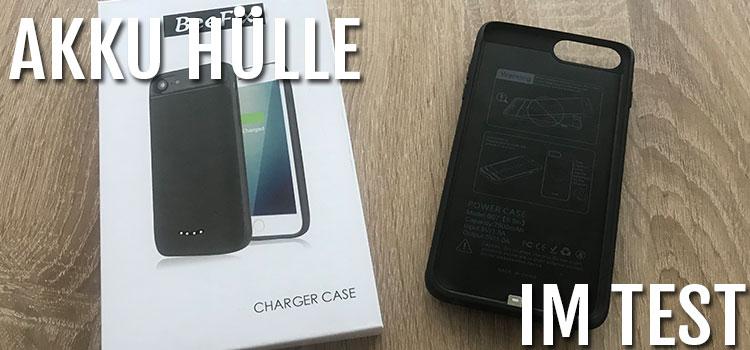 Akku Hülle für iPhone & Samsung im Test – Besser als Powerbank?
