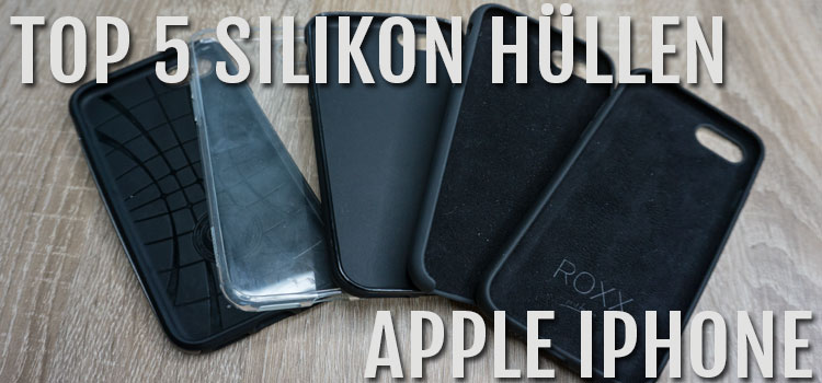 top-5-silikon-hüllen-iphone-apple