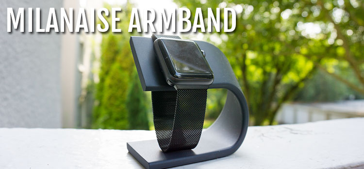 Apple Watch Milanaise Armband im Test