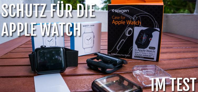 apple-watch-schutzhülle-schutzfolie-test