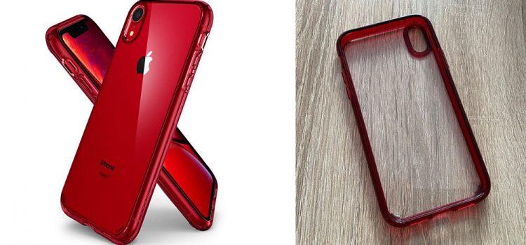 iPhone XR die Spigen Ultra Hybrid Hülle im Test
