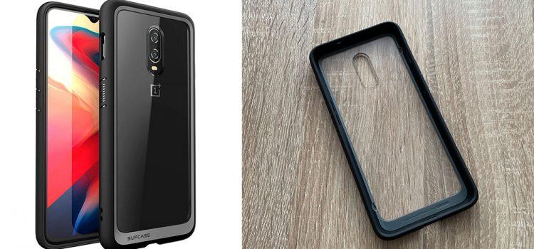 OnePlus 6T – Die Supcase Hülle mit transparenter Rückseite im Test