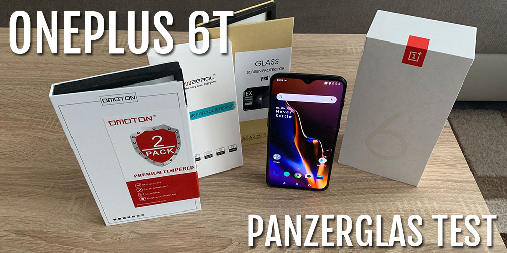 panzerglas-oneplus-6t-test