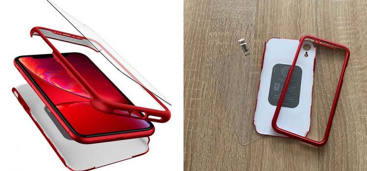 iPhone XR die Spigen Thin Fit 360 Hülle im Test
