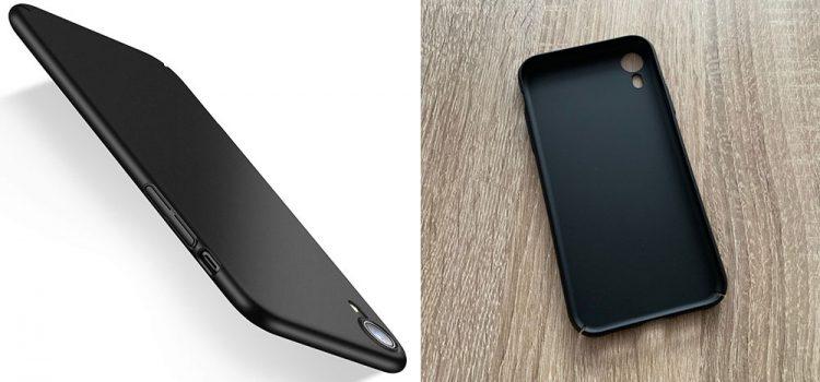 iPhone XR – Die ultra dünne Hardcase Hülle von Humixx im Test
