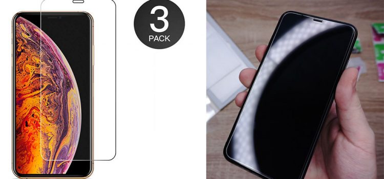 iPhone XS & MAX – Kleines Panzerglas von Zloer im Test