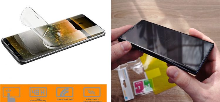 Samsung Galaxy Note 9 – Die Schutzfolie von Zanasta im Test