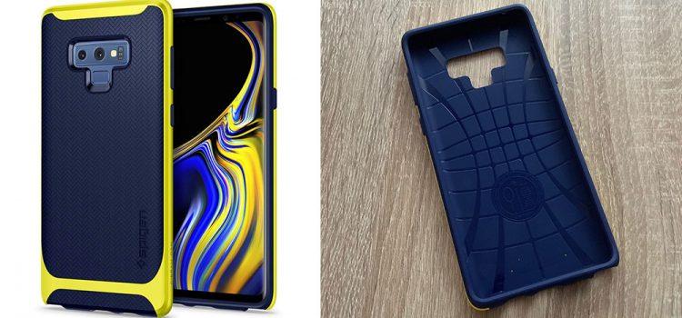 Samsung Galaxy Note 9 – Die Spigen Neo Hybrid Hülle im Test