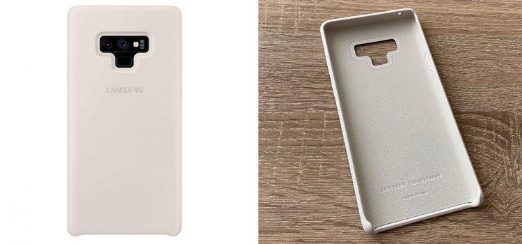 Samsung Galaxy Note 9 – Die originale Silikon Hülle