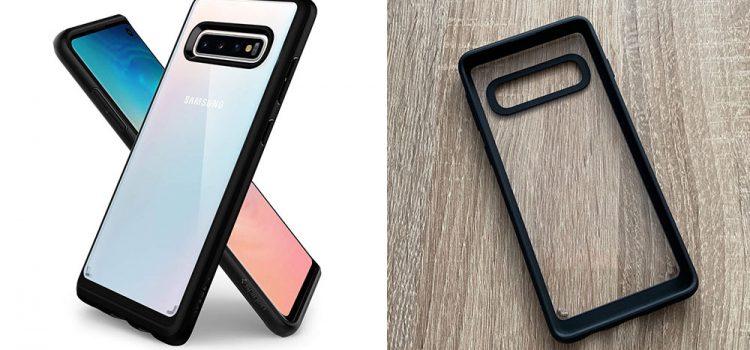 Samsung Galaxy S10 & Plus – Die transparente Hülle von Spigen
