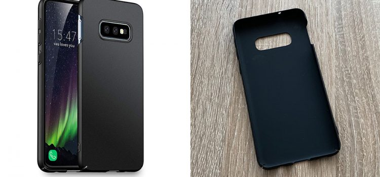 Samsung Galaxy S10e Hülle – Die Ultra dünne von Vau im Test