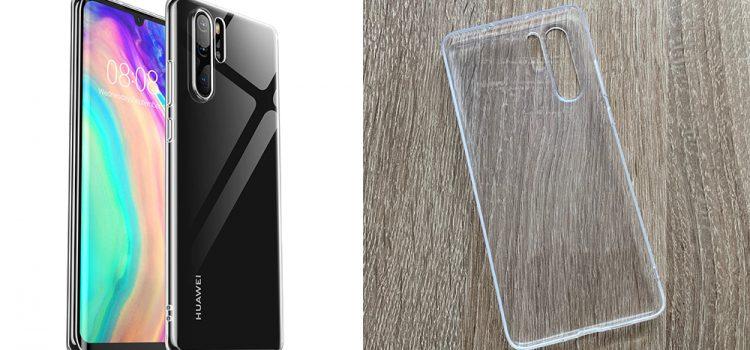 Huawei P30 Pro – Die dünne transparente Hülle von Humixx im Test