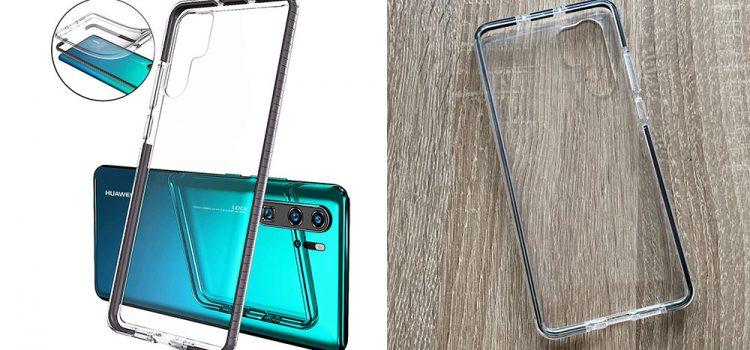 Huawei P30 Pro – Die transparente Hülle von Mobiusphy im Test