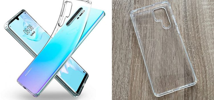 Huawei P30 Pro – Die Liquid Crystal Hülle von Spigen im Test