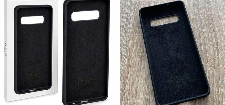 Samsung Galaxy S10 & Plus – Die ROXX Hülle im Test