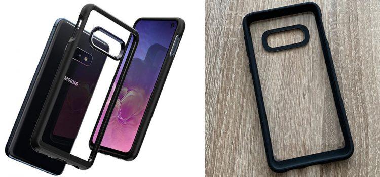 Samsung Galaxy S10e Hülle – Die Ultra Hybrid von Spigen im Test