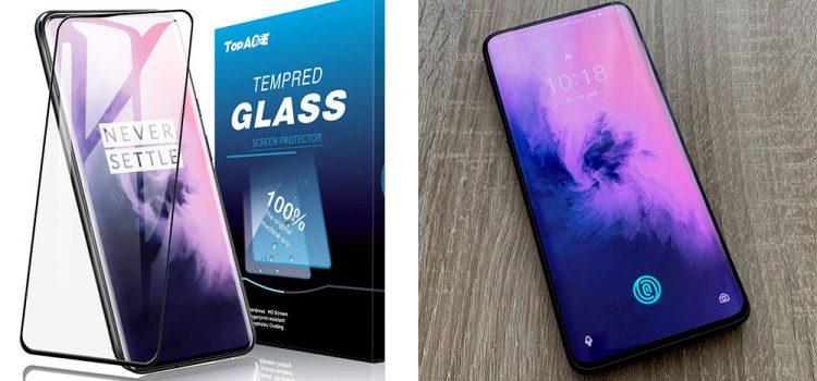 OnePlus 7 Pro Panzerglas – Das große von TOPAce im Test