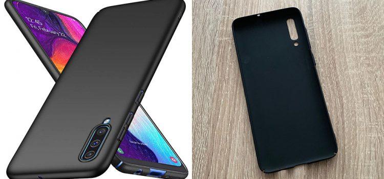 Samsung Galaxy A70 Hülle – Die ultra dünne von Richgle im Test