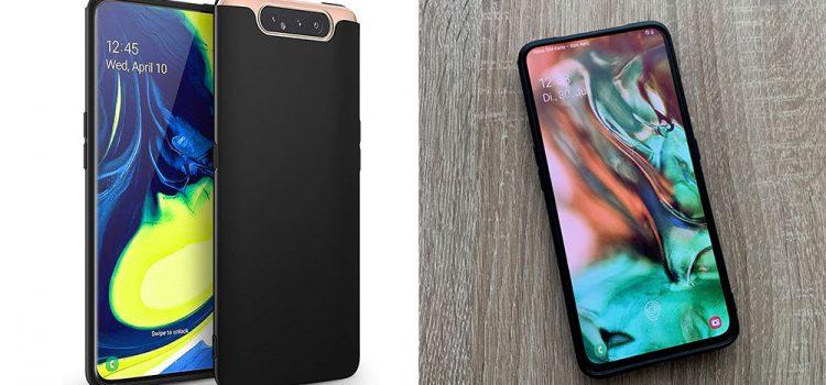 Samsung Galaxy A80 Hülle – Die dünne TPU Hülle von bennald im Test