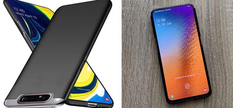 Samsung Galaxy A80 Hülle – Die ultra dünne von TopACE im Test