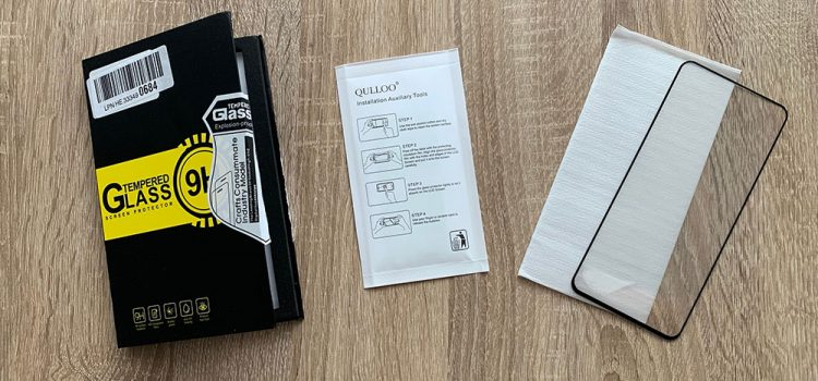 Samsung Galaxy A80 – Das große Panzerglas von Aerku im Test