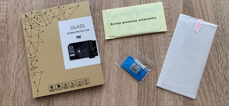 Samsung Galaxy A80 – Das kleine Panzerglas von AhaSky im Test