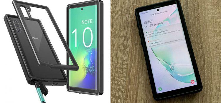 Samsung Galaxy Note 10 & Plus – Die übergroße Hülle von Temdan im Test