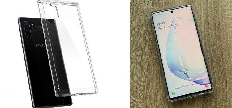 Samsung Galaxy Note 10 & Plus – Die Spigen Ultra Hybrid im Test