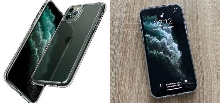iPhone 11, Pro & Max – Die Spigen Quartz Hybrid Hülle im Test