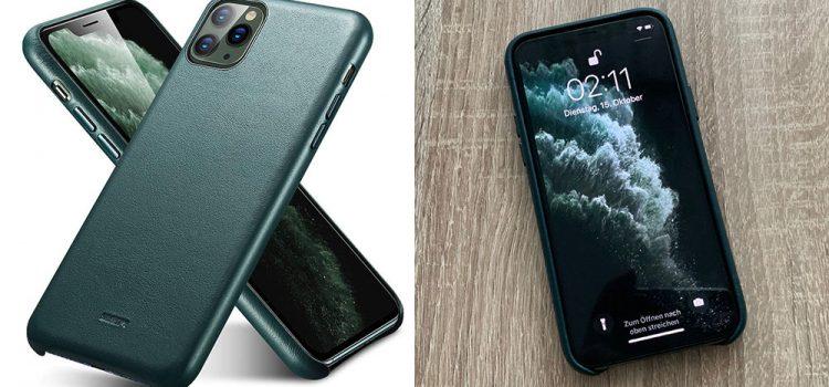 iPhone 11, Pro & Max – Die Echtleder Hülle von ESR im Test