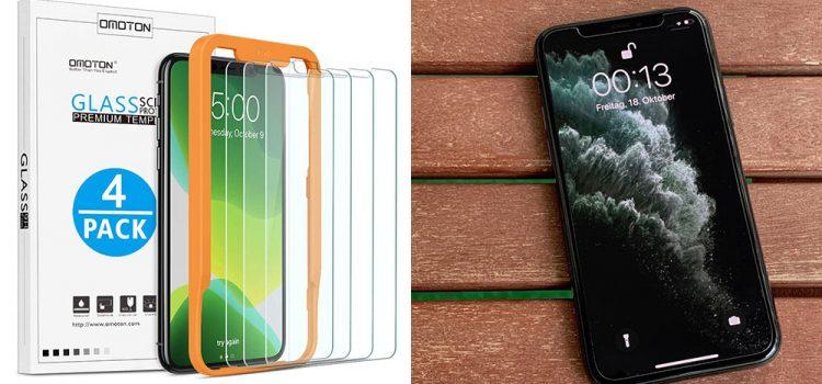 iPhone 11, Pro & Max – Das kleine Panzerglas von Omoton im Test