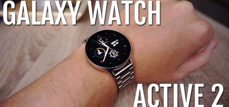 Samsung Galaxy Watch Active 2 – Testfazit nach 1 Monat