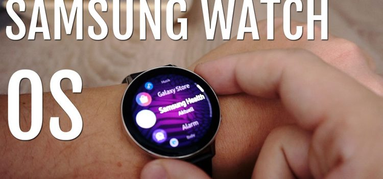 Samsungs Tizen OS im Test – Galaxy Watch Active 2