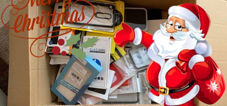 Weihnachtsgewinnspiel – Es gibt wieder Hüllen & Panzergläser zu verschenken