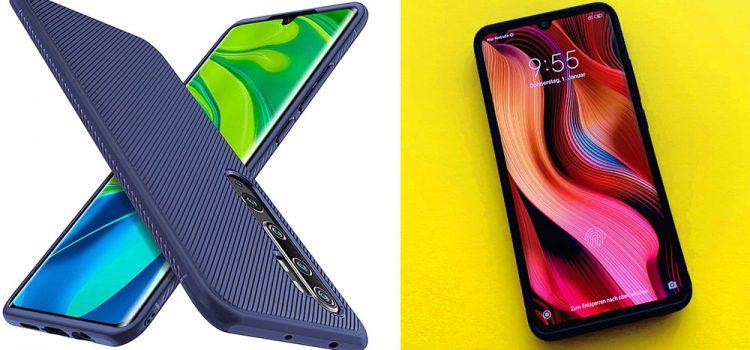 Xiaomi Mi Note 10 – Die TPU Hülle von iBetter im Test