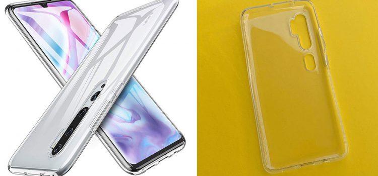Xiaomi Mi Note 10 – Die transparente TPU Hülle von iBetter