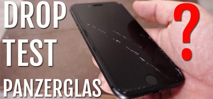 Drop Test mit Panzerglas – Bleibt das Display wirklich heil?