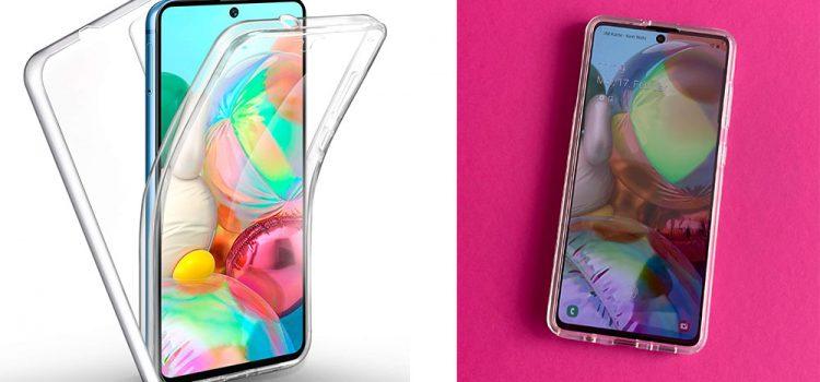Samsung Galaxy A51 & A71 – Die 360 Grad Hülle von AROYI im Test
