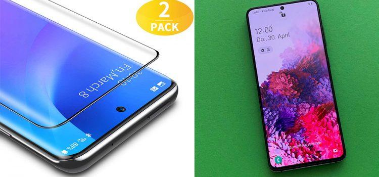 Samsung Galaxy S20, Plus & Ultra – Das große Panzerglas von Bannio im Test