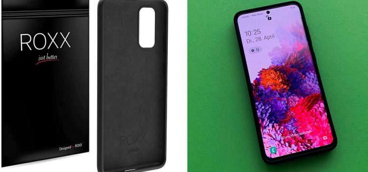Samsung Galaxy S20, Plus & Ultra – Die ROXX Silikon Hülle im Test