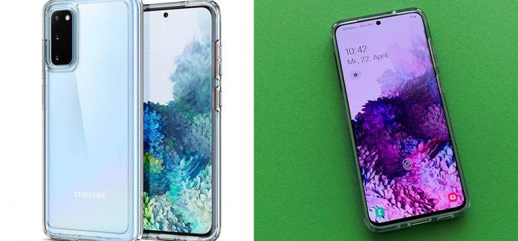 Samsung Galaxy S20, Plus & Ultra – Die Ultra Hybrid Hülle von Spigen im Test