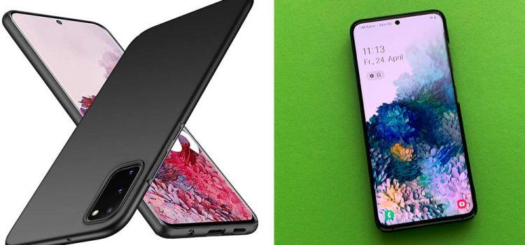 Samsung Galaxy S20, Plus & Ultra – Die ultra dünne Hülle von TopACE im Test