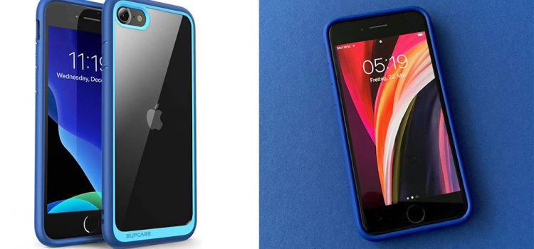 Apple iPhone SE 2020 – Die Supcase Unicorn Beetle Hülle im Test