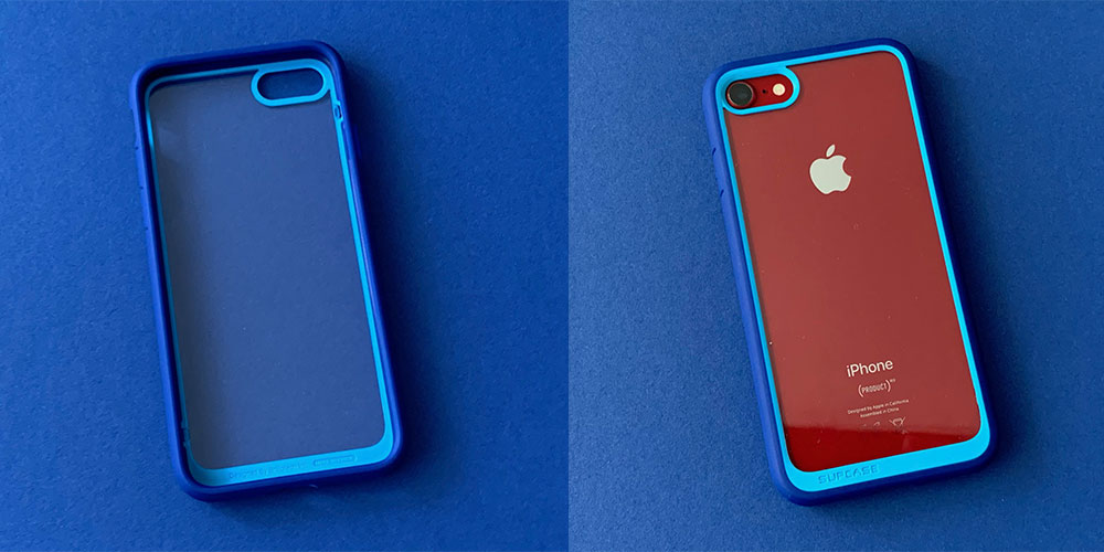 apple-iphone-se-2020-supcase-hülle-test-2